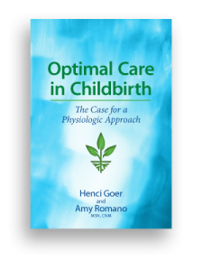 Optimal Care in Childbirth
